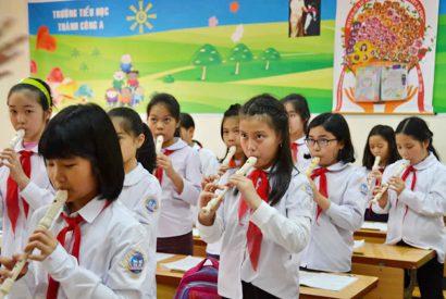 世界の子どもたちに器楽演奏を通じて、音楽の楽しさを伝え、豊かな心を育てる