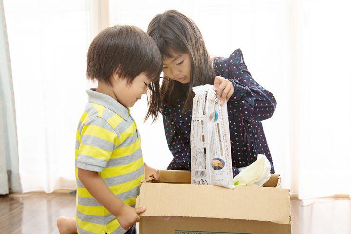 生活が厳しい家庭の子ども達に笑顔を。「こども宅食」を全国へ!
